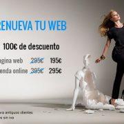 Renueva tu página web